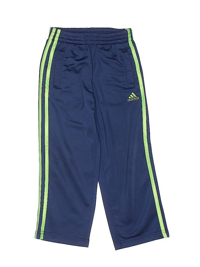 Adidas Boys Track Pants Size 4