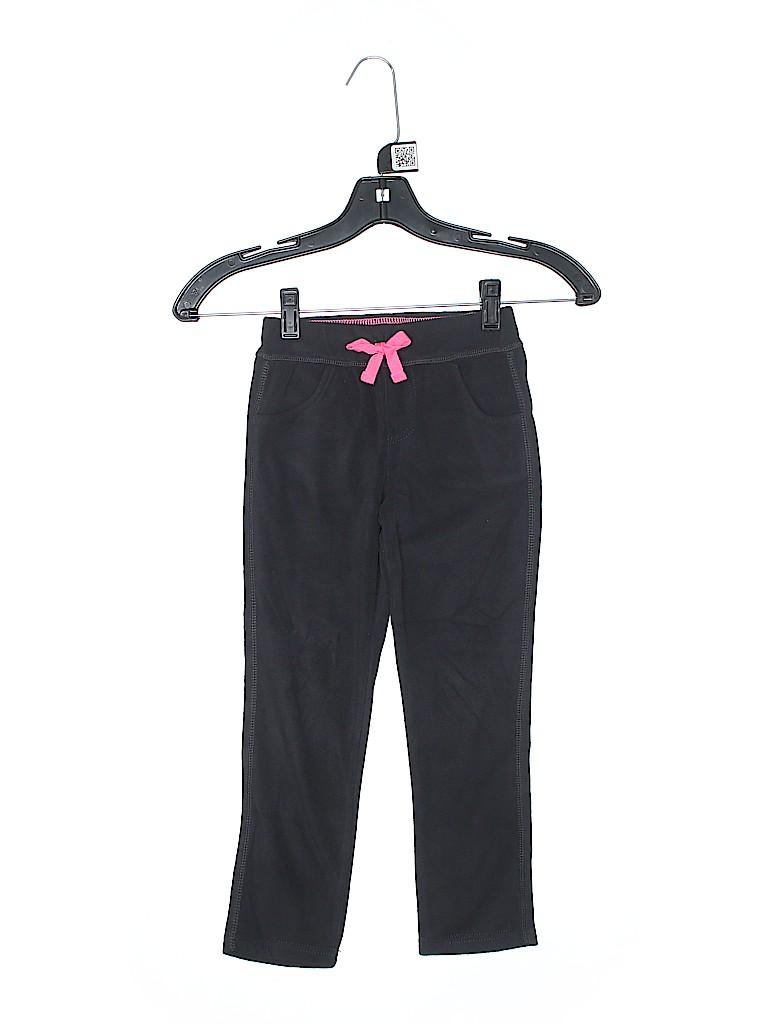 Carter's Girls Fleece Pants Size 5