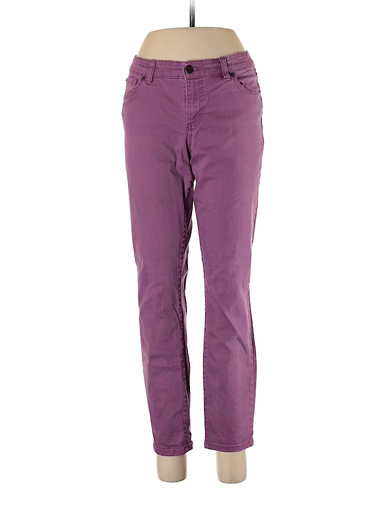 G.H. Bass & Co. Women Jeans Size 10
