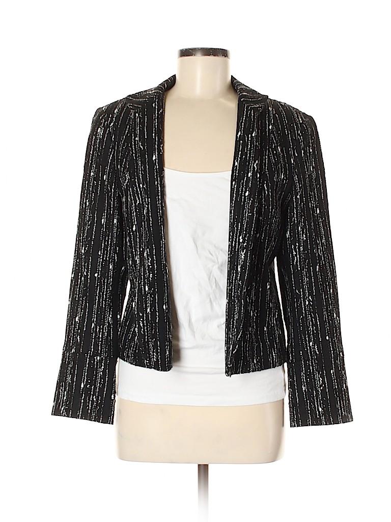 Lafayette 148 New York Women Wool Blazer Size 8