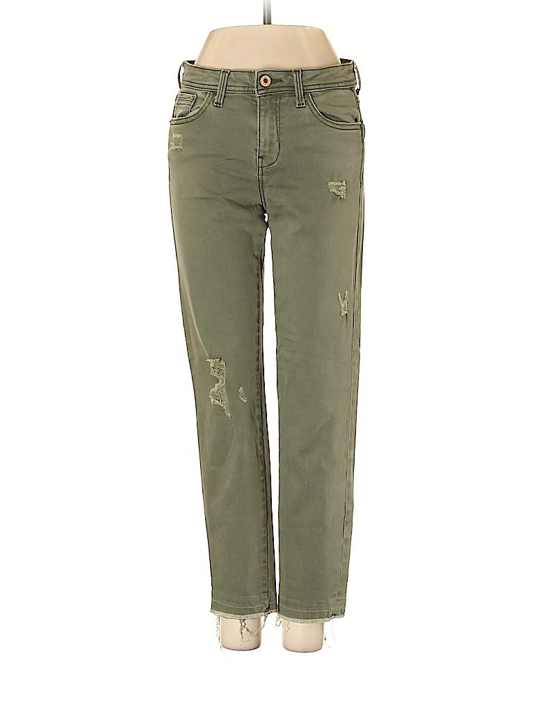 Zara Basic Women Jeans Size 4