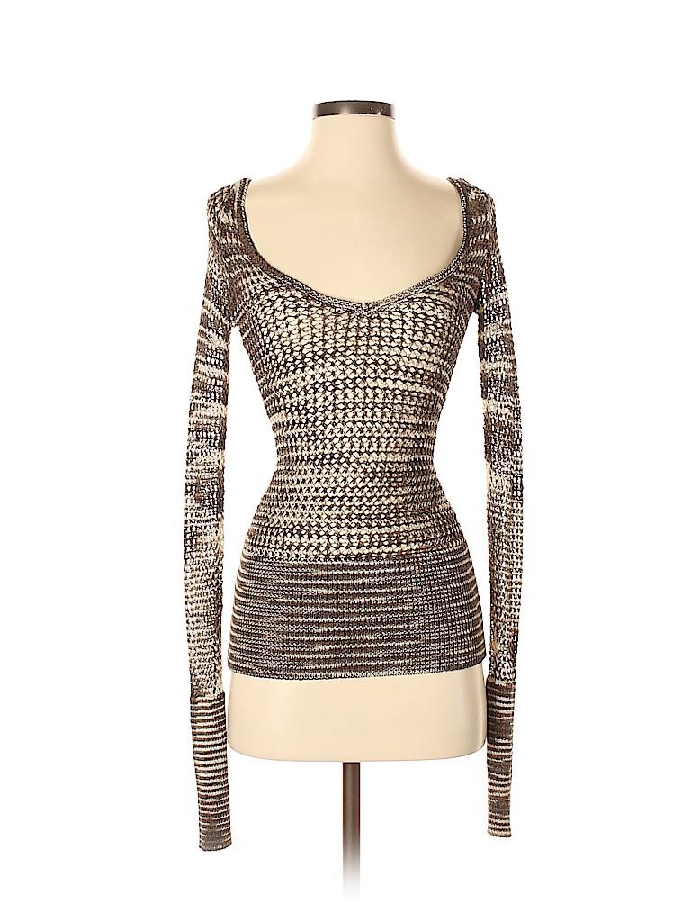 Arden B. Women Pullover Sweater Size XS