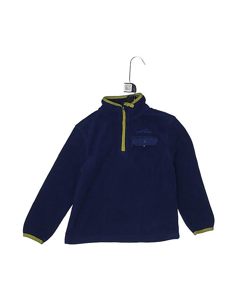 Eddie Bauer Boys Fleece Jacket Size Small  (Tots)