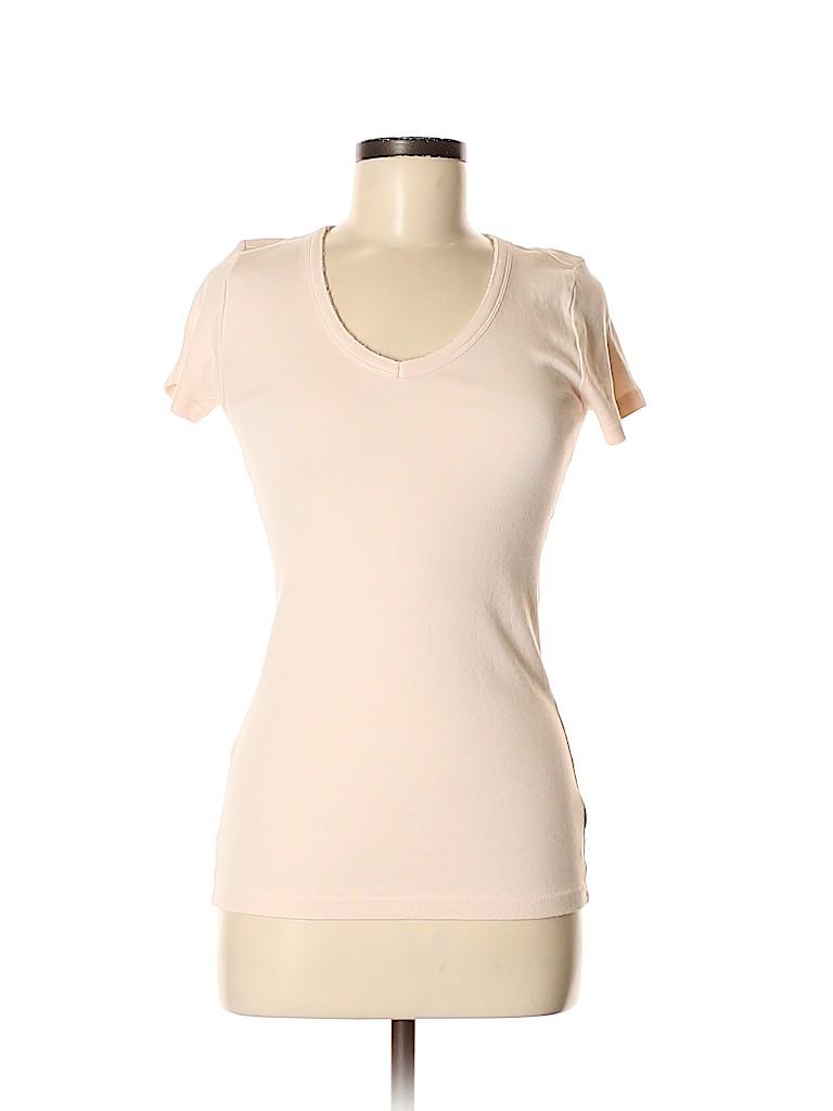 Saturday Sunday Women Short Sleeve T-Shirt Size M
