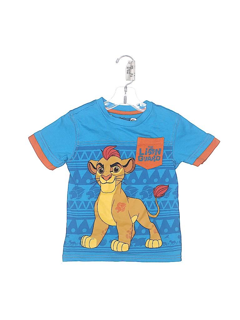 Disney Boys Short Sleeve T-Shirt Size 4T