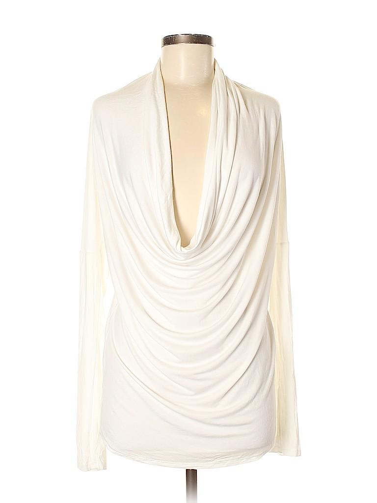 Doublju Women Long Sleeve Top Size L