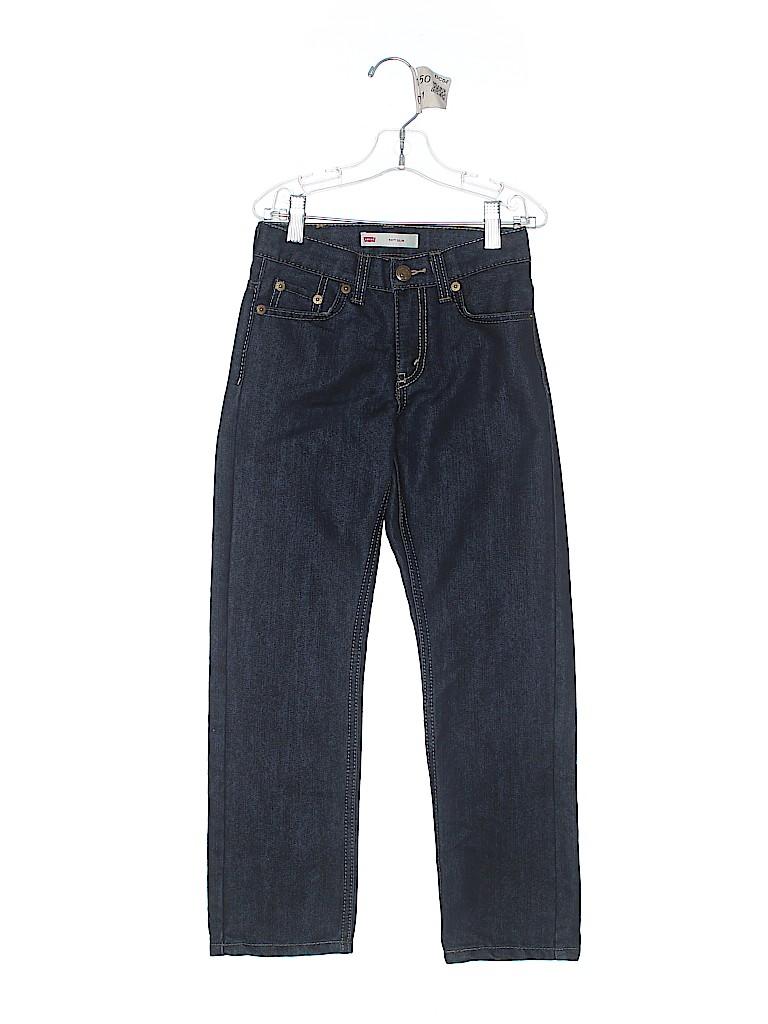 Levi's Girls Jeans Size 7 (Slim)