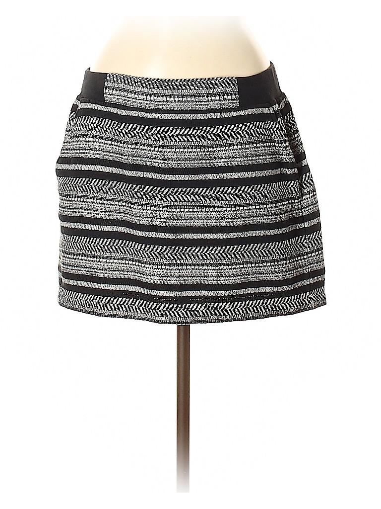 Lou & Grey Women Casual Skirt Size M