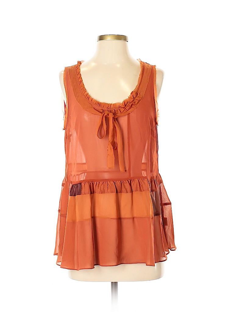 Floreat Women Sleeveless Blouse Size S