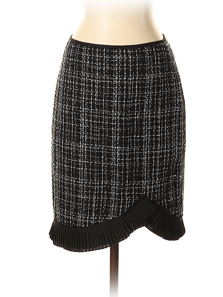 White House Black Market Women Casual Skirt Size 00