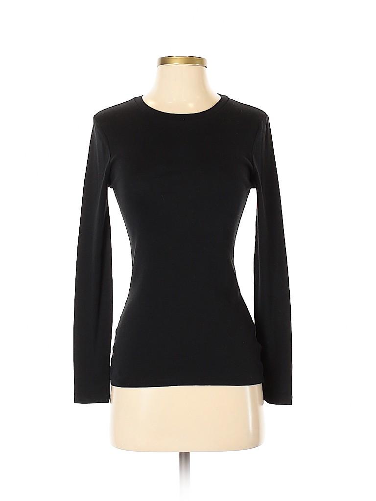 Perfect Women Long Sleeve T-Shirt Size S