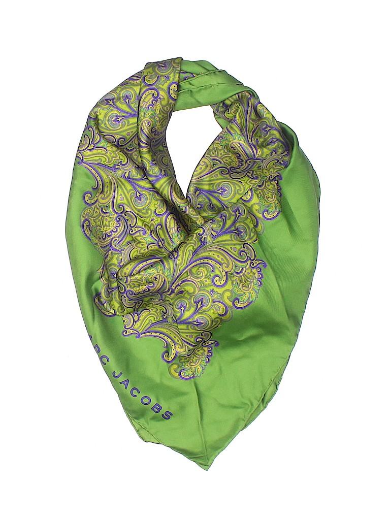 Marc Jacobs Women Silk Scarf One Size