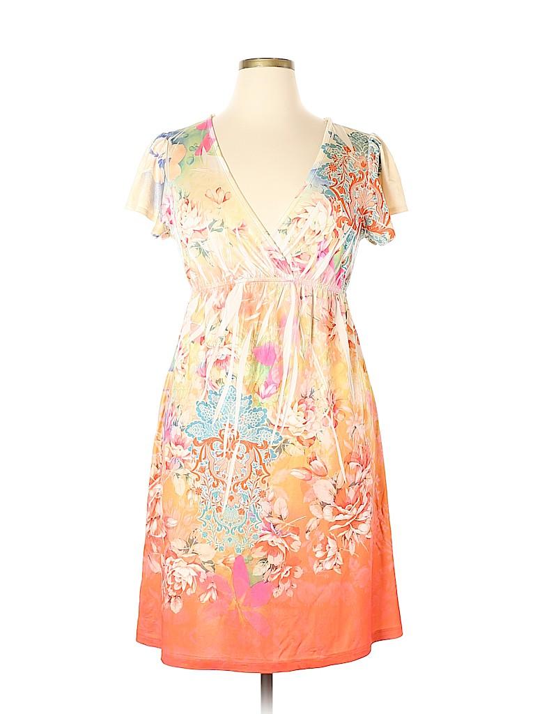 Kiara Women Casual Dress Size L