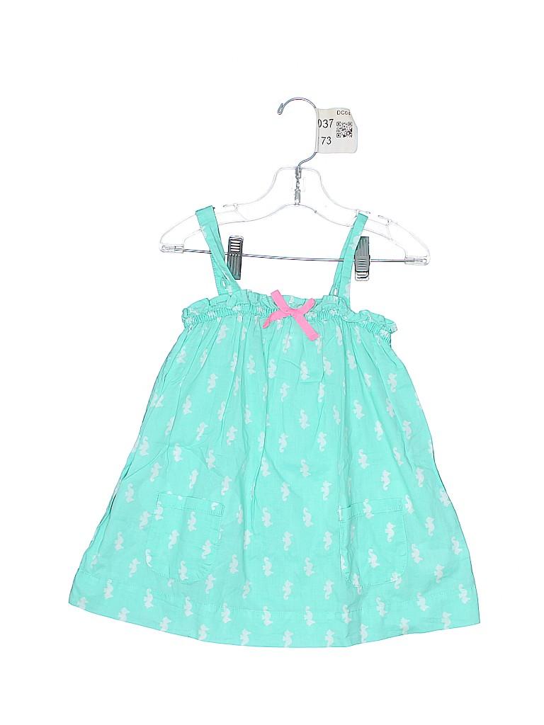 Carter's Girls Sleeveless Blouse Size 3T