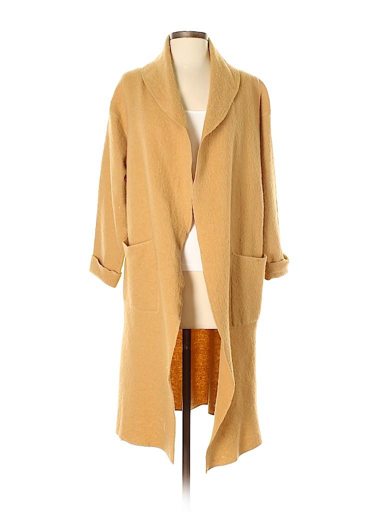 Sag Harbor Women Wool Coat Size S