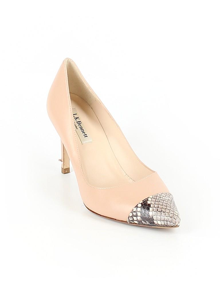L.K. Bennett Women Heels Size 11 1/2