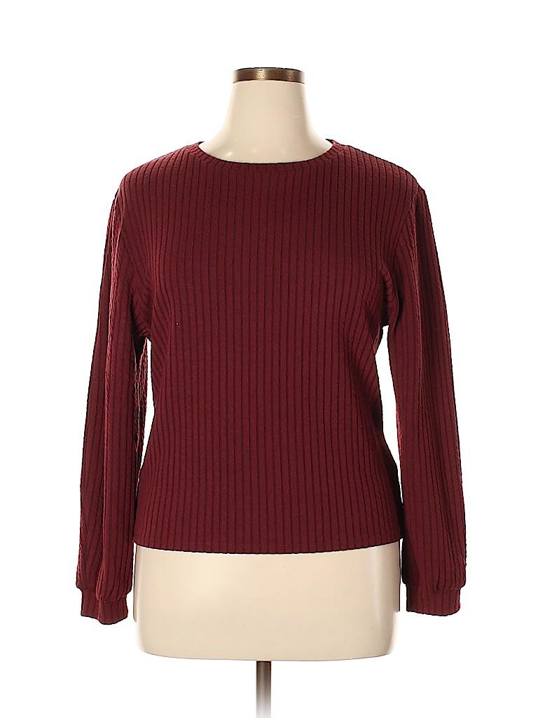 Falls Creek Women Pullover Sweater Size XL
