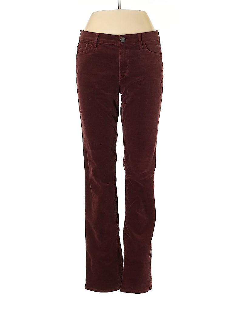 Ann Taylor LOFT Women Velour Pants Size 8