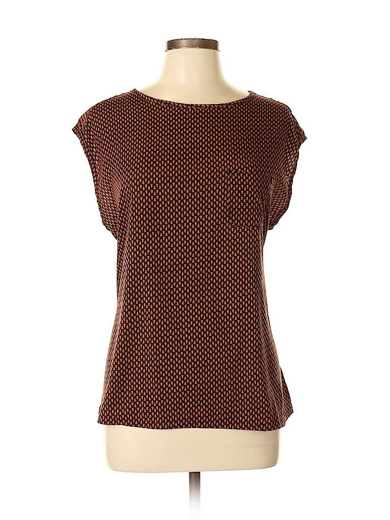 Gap Outlet Women Short Sleeve Blouse Size XL