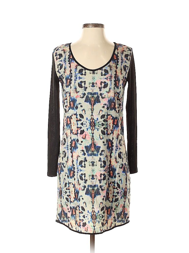 HD in Paris Women Casual Dress Size 0
