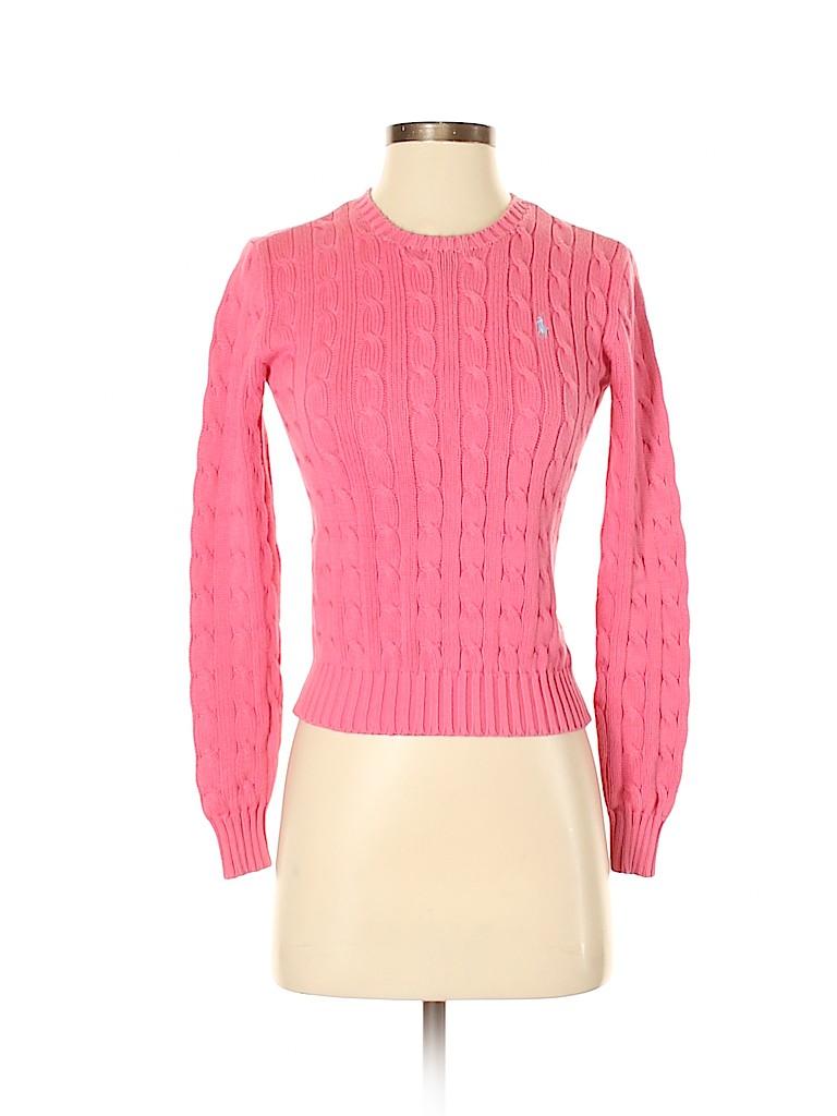 Ralph Lauren Women Pullover Sweater Size XS