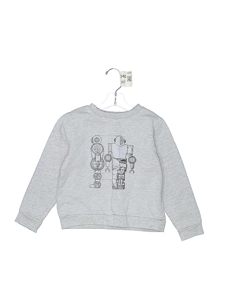 Jacadi Boys Sweatshirt Size 8