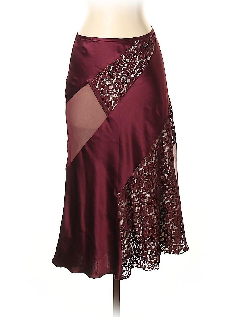 ABS Evening by Allen Schwartz Women Casual Skirt Size 4