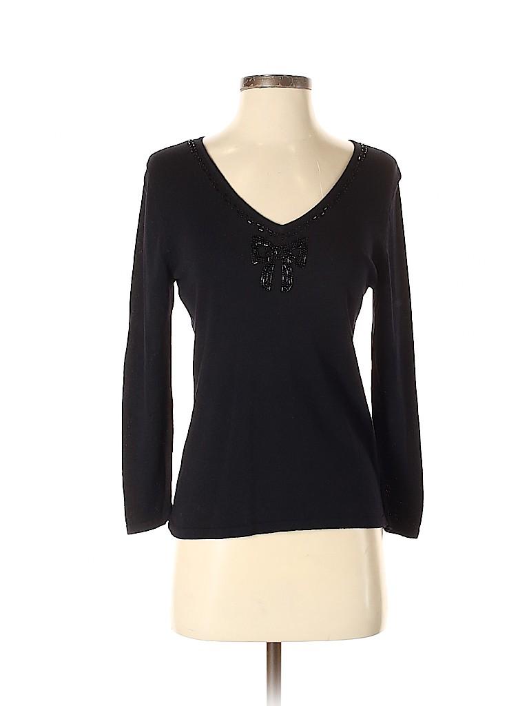 Norton McNaughton Women Pullover Sweater Size S