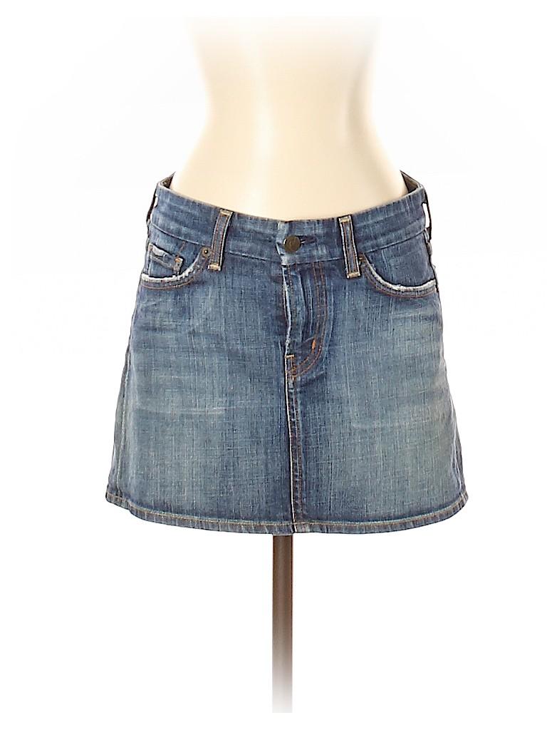 Citizens of Humanity Women Denim Skirt 27 Waist