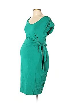 a03003f40d Liz Lange Maternity for Target Casual Dress Size L (Maternity)