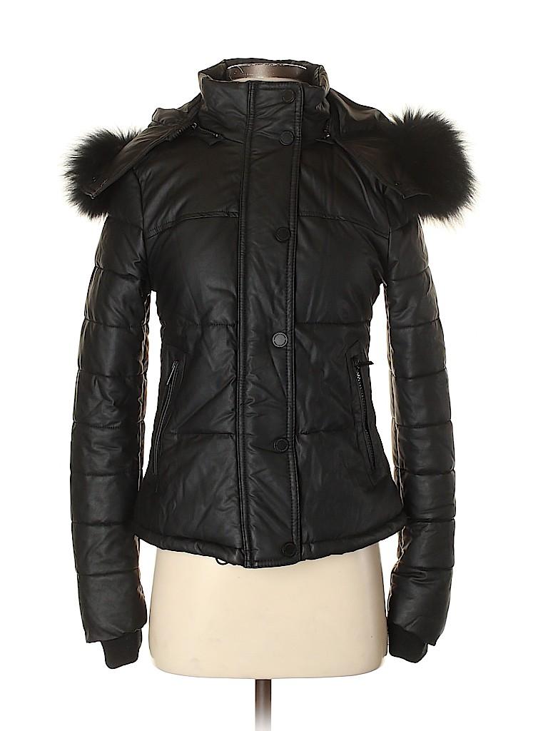 BCBGMAXAZRIA Women Snow Jacket Size XS