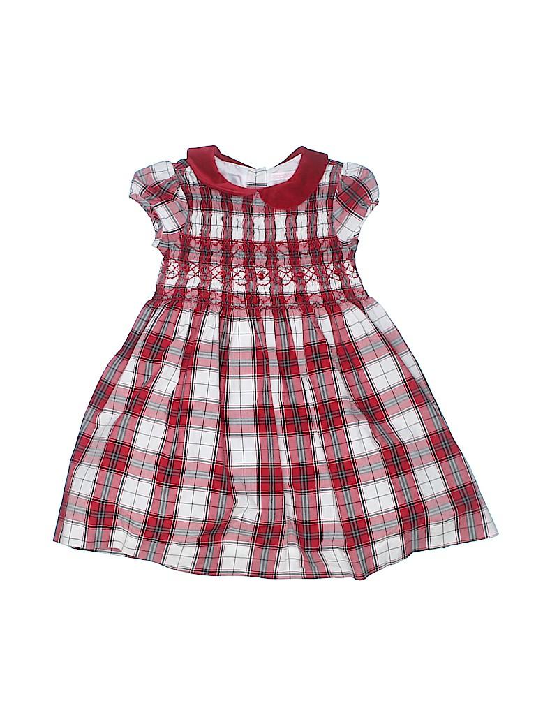 Janie and Jack Girls Dress Size 2T