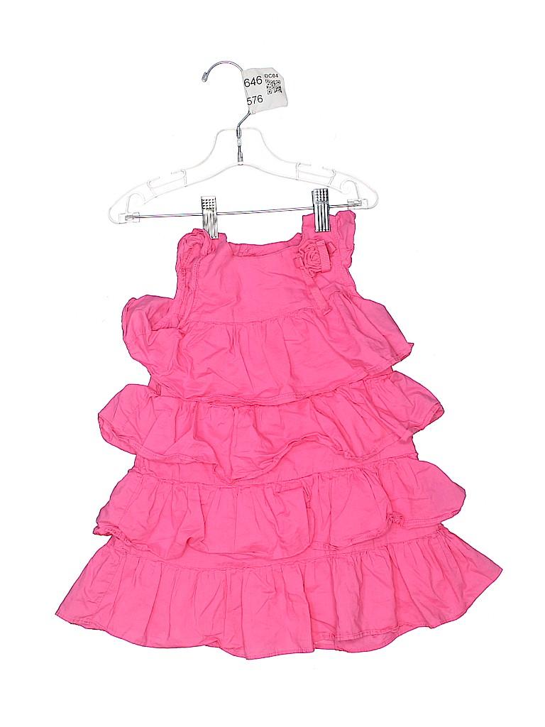 Genuine Kids from Oshkosh Girls Dress Size 3T