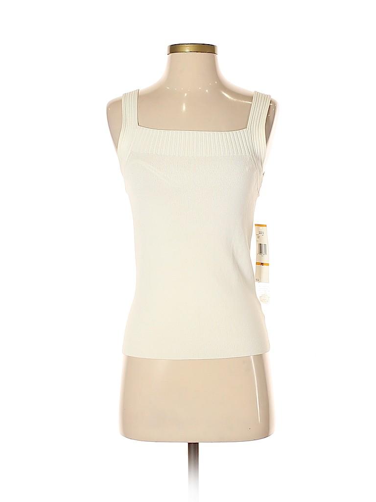 Jones New York Collection Women Sleeveless Top Size S (Petite)