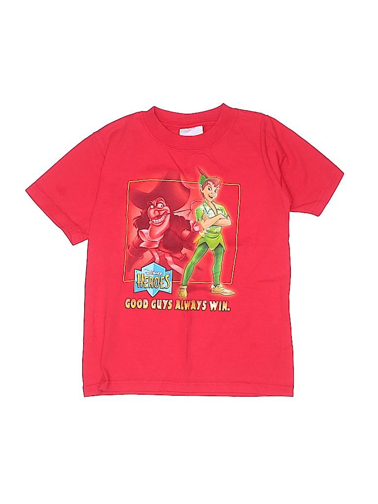 Disney Boys Short Sleeve T-Shirt Size X-Small  (Kids)