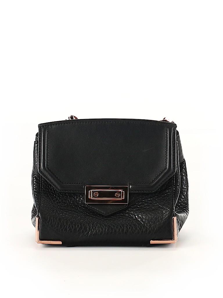 Alexander Wang Women Leather Crossbody Bag One Size