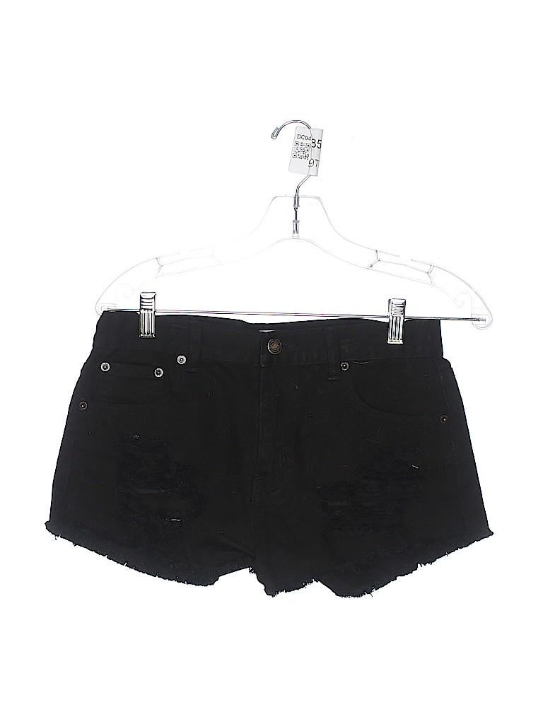 Forever 21 Women Denim Shorts 27 Waist