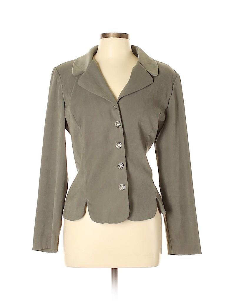 Leslie Fay Women Blazer Size 14