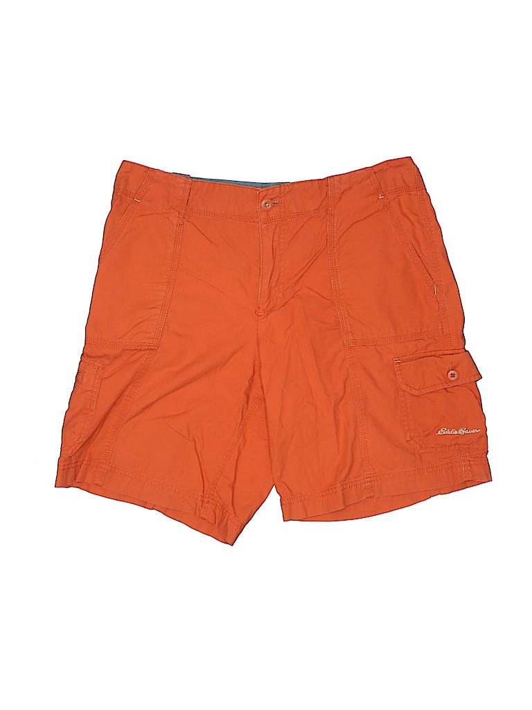 Eddie Bauer Women Cargo Shorts Size 8
