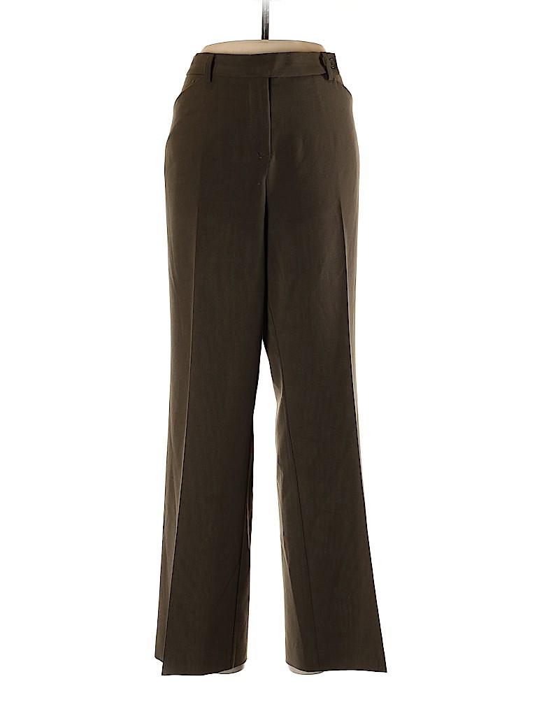 Focus 2000 Women Dress Pants Size 12