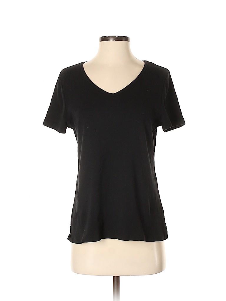 Talbots Outlet Women Short Sleeve T-Shirt Size L