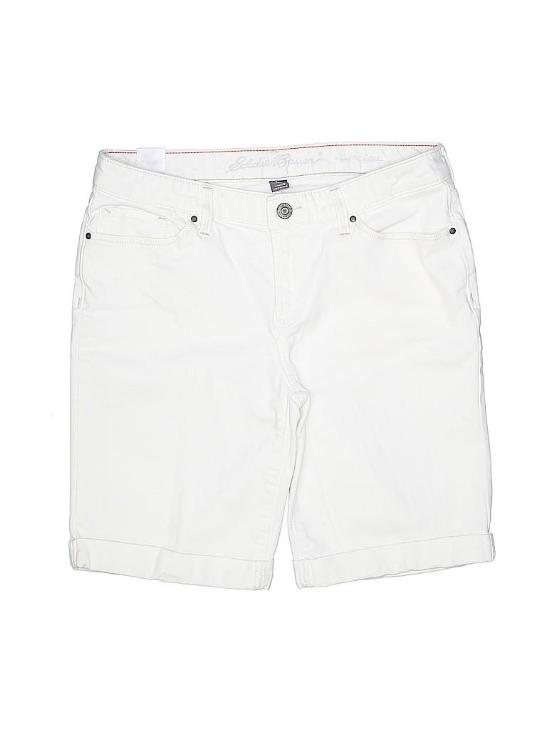Eddie Bauer Women Denim Shorts Size 8