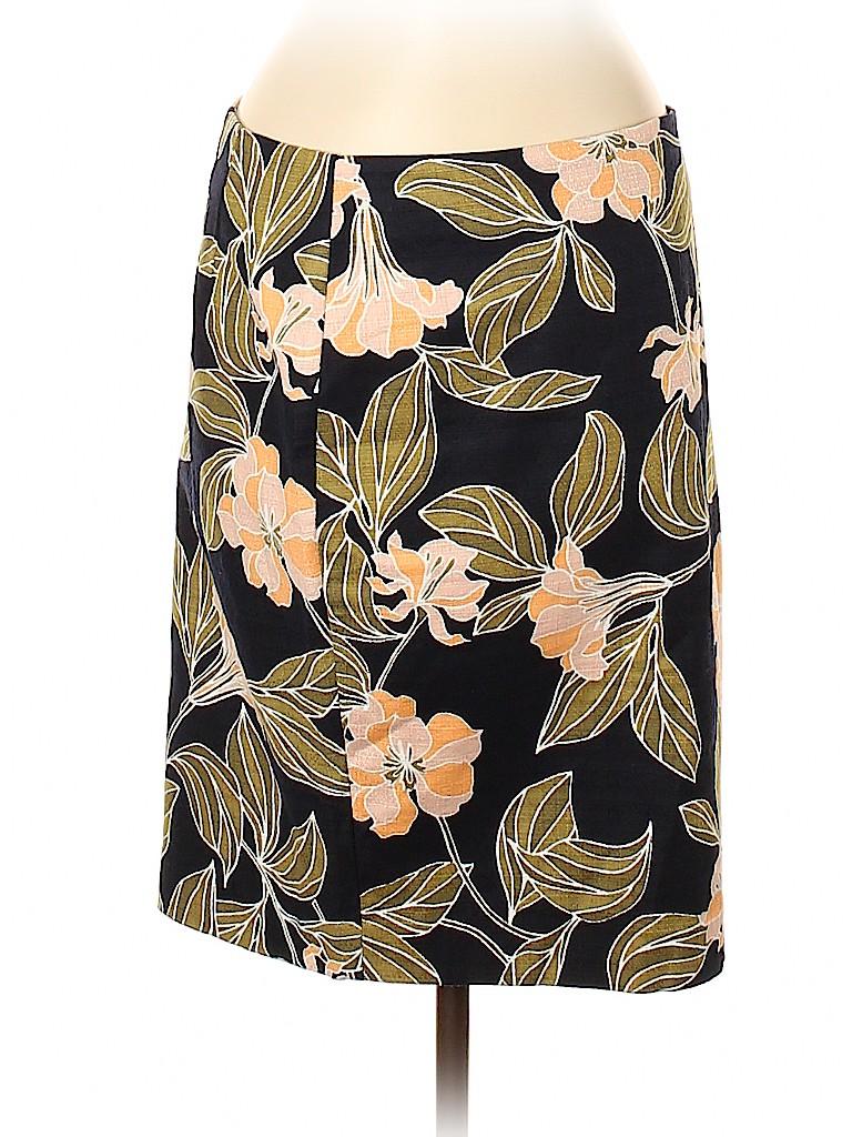 Ann Taylor Factory Women Denim Skirt Size 6