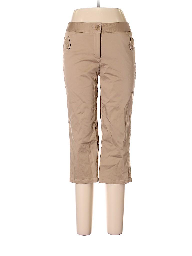 Willi Smith Women Khakis Size 8