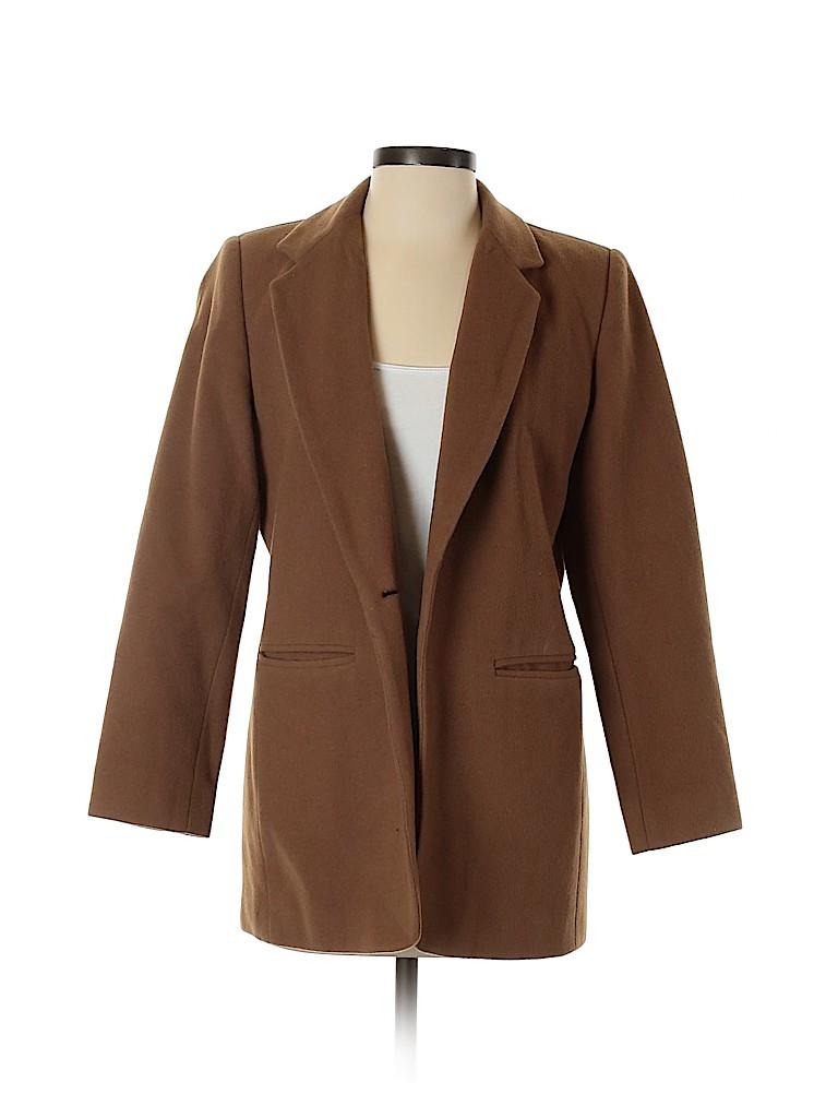 Harve Benard by Benard Holtzman Women Wool Blazer Size 4