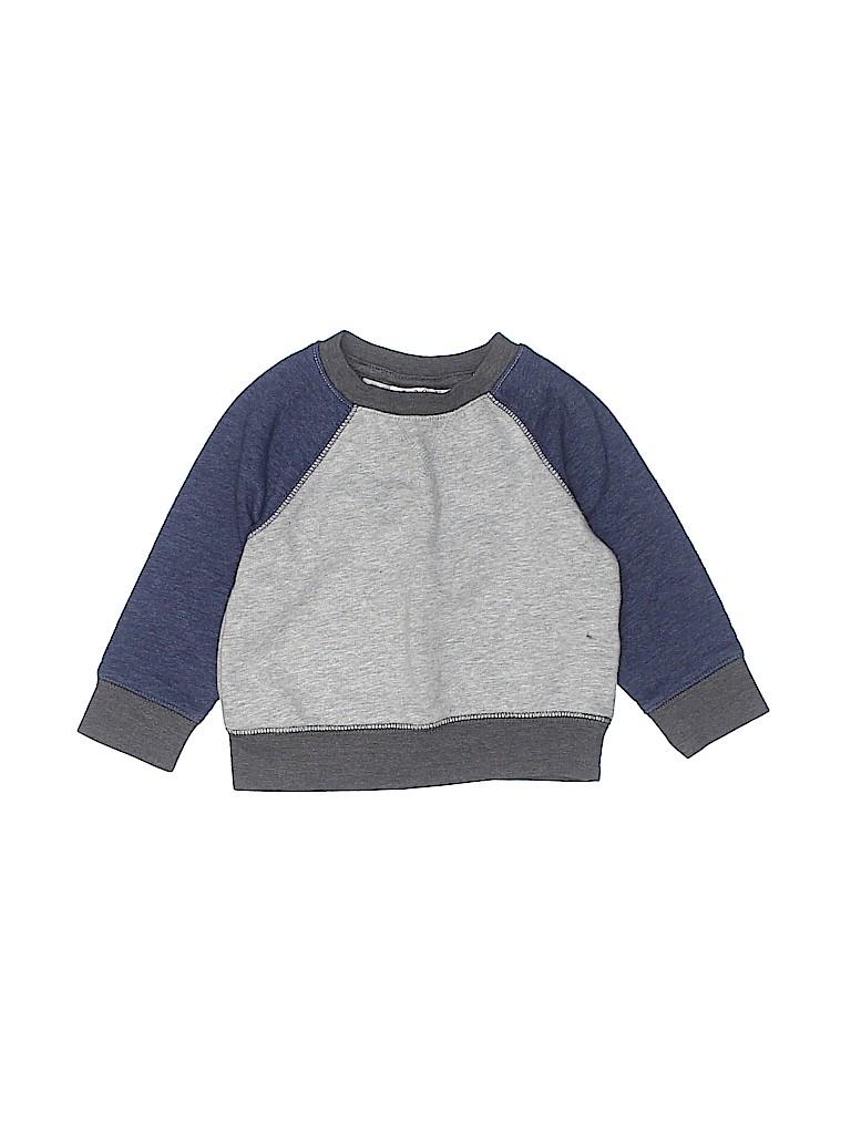 Cat & Jack Boys Sweatshirt Size 12 mo