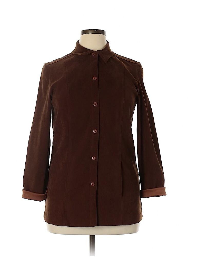 Norton McNaughton Women Coat Size 10