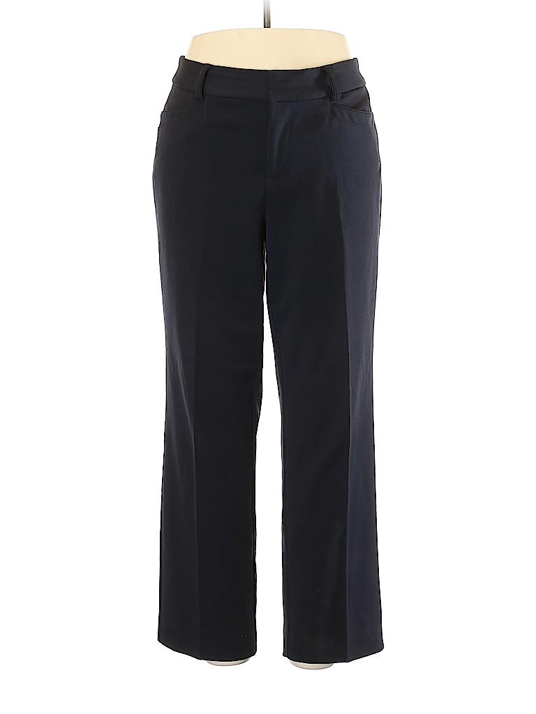 Christopher & Banks Women Dress Pants Size 16
