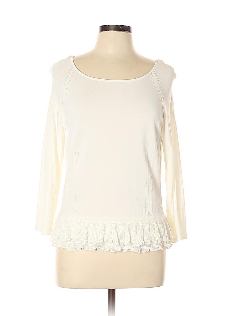 Nine & Company Women Pullover Sweater Size L