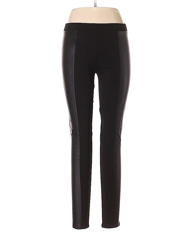 Fire Los Angeles Women Faux Leather Pants Size M